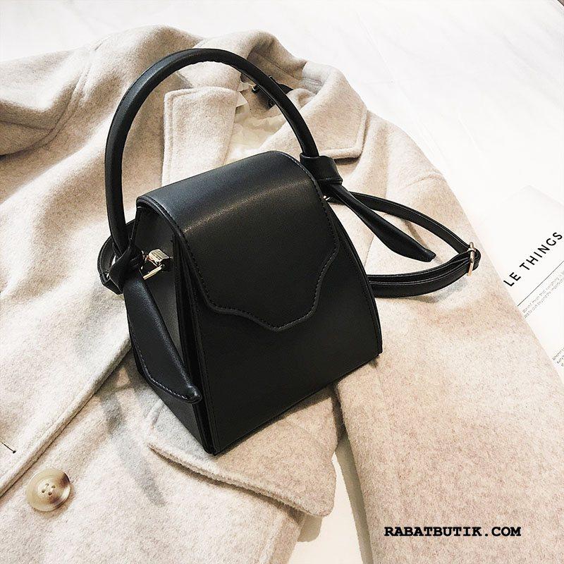 Håndtasker Dame Billige Simpel Kvinder Vintage 2019 Casual Sort