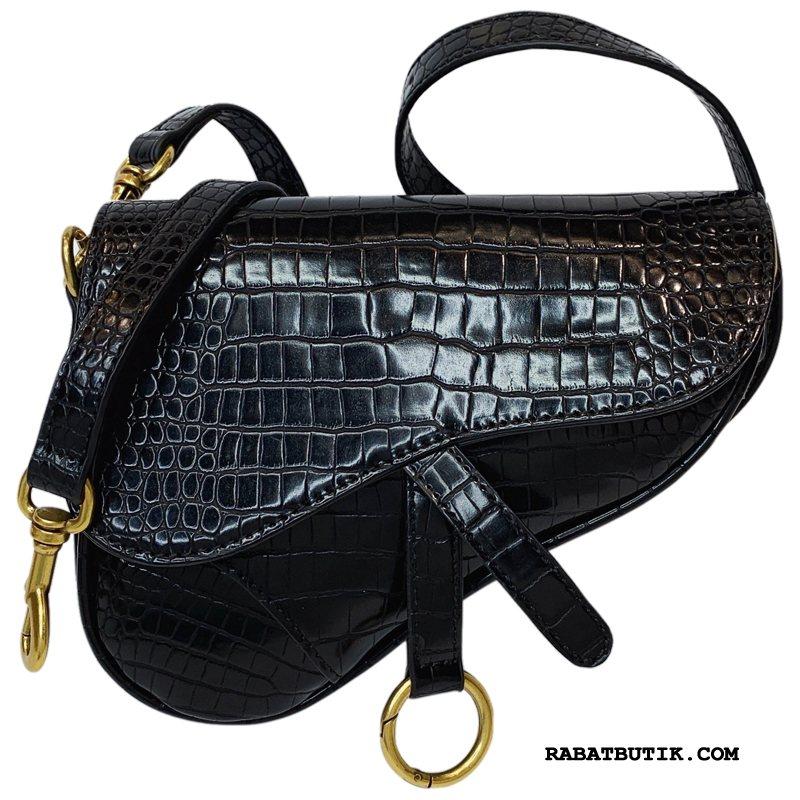 Håndtasker Dame Tilbud Mode Casual 2019 Ny Trend Sort