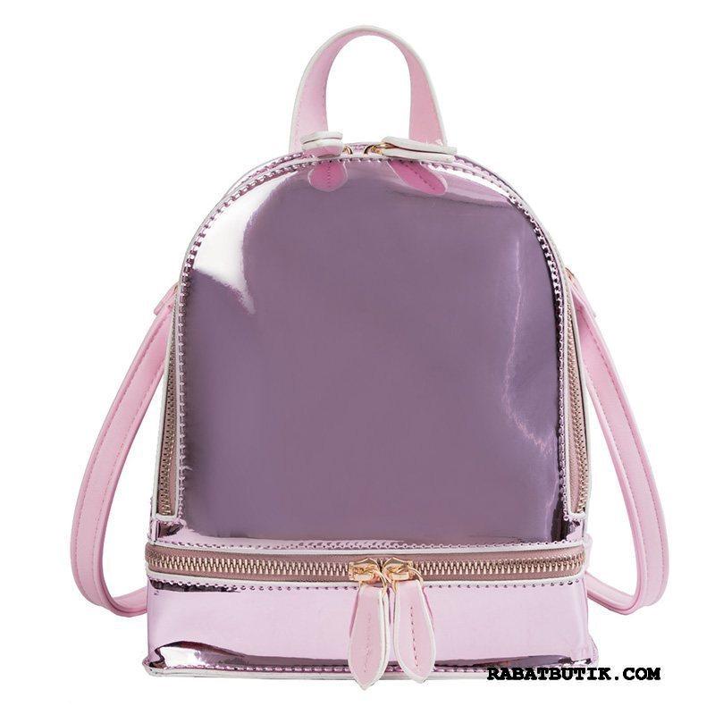 Rygsække Dame Billige Skoletaske Mode Trend Ny Kvinder Lyserød