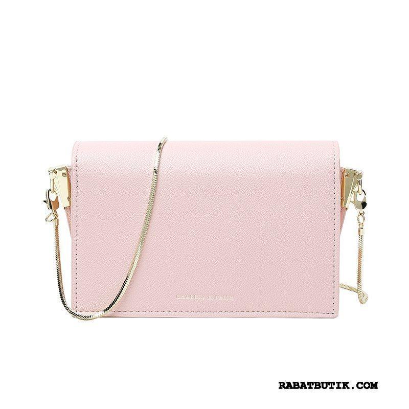 Skuldertasker Dame Salg Tassel Ny Kvinder 2019 Lille Pink
