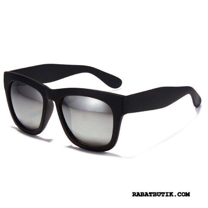 Solbriller Herre Butik Polarisator Trend Mesh Stjerne Mænd Rød Sort